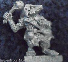 1985 Skaven C47 Spike Slinger Gutter Runner with Sling Chaos Ratmen Citadel Army