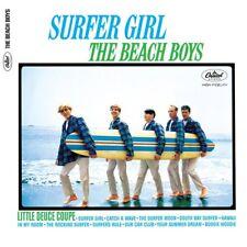 THE BEACH BOYS Surfer Girl LP Vinyl NEW 2016