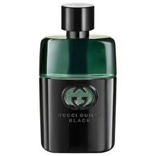 Gucci Guilty Black Pour Homme - 50ml Eau De Toilette Spray.
