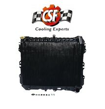 For Mazda RX-7 1989-1991 New Radiator CSF N351 15 200A