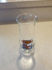 Red Lobster Hurricane Glass Sailboat