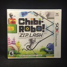 Chibi-Robo!: Zip Lash (Nintendo 3DS) BRAND NEW