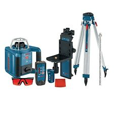 Bosch GRL300HVCK Self-Leveling Laser W Receiver, Remote, Tri-pod and Mount