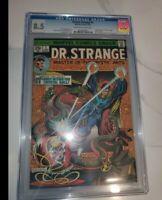 DOCTOR DR. STRANGE #1   ** CGC 8.5 ** 1st SILVER DAGGER **  1974 **