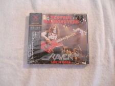 "Raven ""Live in Japan- Destroy "" Japan cd 1995 Zero Corp. New Sealed XRCN-1246"