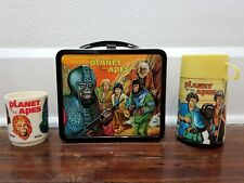 Vintage 1974 Planet of the Apes Lunchbox w/Thermos