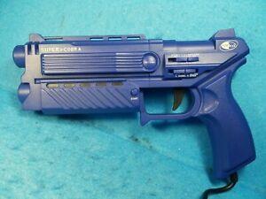 NYKO Super Cobra Light Gun for Sony Playstation 1 & 2 PS1 PS2 UN80040-E09