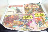 Lot of 6 Star Wars Empire Strikes Back & Return of Jedi, Comics, Stickers, Books