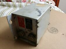 Narco T-12 MP-12 Power Audio Unit From Cessna Airplane
