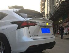 Factory Style Spoiler Wing for 2015-2017 Lexus NX200T NX300H PU