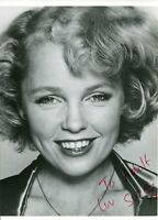 Unknown Actress Entertainer Rare Signed Autograph Photo
