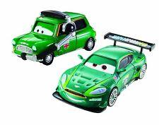 1:55 CARS 2-Pack: Nigel Gearsley db9 + Team capo Austin (MINI) Littleton-NUOVO