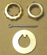 BOTH SIDES  WHEEL SPINDLE NUT KIT  PLYMOUTH DODGE