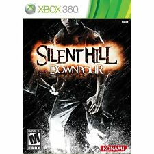 Silent Hill: Downpour  (Xbox 360, 2011)