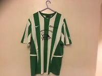 Gerlspeck Erdinger Stier Football Shirt - Size Large