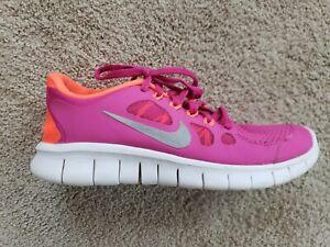 dinosaurio calibre Repegar  Nike Free Run Kids In Girls' Shoes for sale | eBay