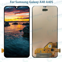 For Samsung Galaxy A40 A405 OLED LCD Display Touch Screen Digitizer Assembly DL1