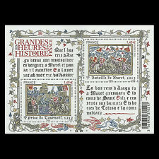 France 2013 - Historical Events S/S - MNH