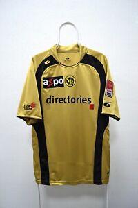BSC Young Boys Fc 2005-2006  Gems Jersey Match Worn Shirt Yakin #10 Limited 399