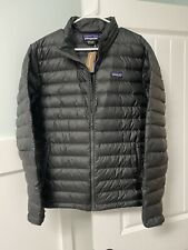 NWT Patagonia Mens Down Sweater - Large - Forge Grey - New With Tags