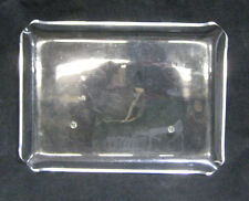 """Acrylic Tray 9-3/4"""" x 7-1/2 Store Display Serving Dish Platter Catering Samples"""