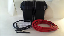 MUSTANG TRUNK MOUNT BATTERY KIT 2 GA MADE IN THE USA