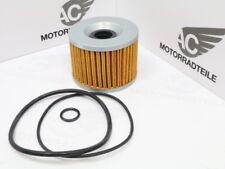 HONDA GL 1000 1100 1200 Goldwing Ölfilter Einsatz O-Ringe oilfilter element