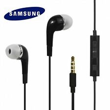 Genuine Samsung Galaxy S3 S4 S5 S6 S7 Edge Handsfree Earphone Headphone + Mic