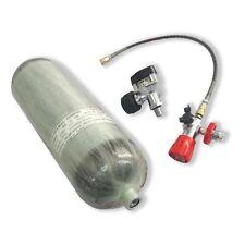 Rifle Hunting use 6.8L Carbon Fiber Air Pak Bottle Cylinder Tank DOT 4500Psi
