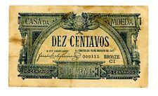 Portugal ... P-94 ... 10 Centavos ... 1917... *F*