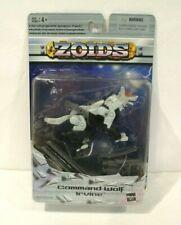 "2002 Zoids Moc 3"" Command Wolf Irvine Figure Interchangeable Weapon Pack #009"