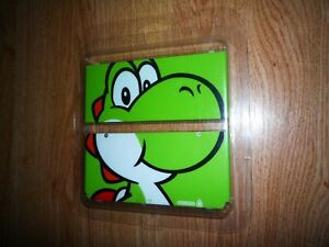 Nintendo 3DS Cover Plate Yoshi (for New Nintendo 3DS console)