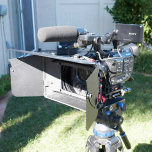 Vocas MB-430 Cinema Camera Matte Box Complete Kit With Swing-Away and Side Flags