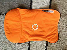 BUGABOO CAMELEON/CHAMELEON TAILORED FLEECE FABRIC APRON IN ORANGE.GOOD CONDITION