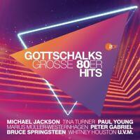 GOTTSCHALKS GROßE 80ER HITS  3 CD NEU