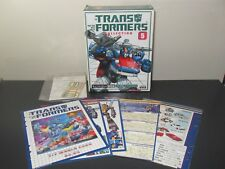 transformers g1 reissue takara collection 5 smokescreen mint