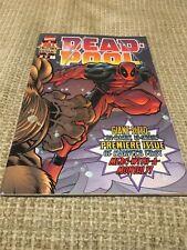 Deadpool #1 1997 Marvel Comics Limited Edition Collectors Premier Issue Ungraded