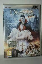 DRACULA ORIGIN GIOCO USATO OTTIMO STATO PC DVD VERSIONE ITALIANA RS2 46013