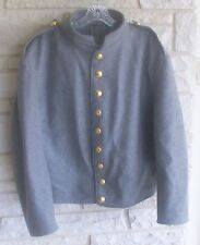 Confederate Gray Shell Jacket,  Civil War, New