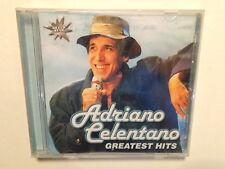 ADRIANO CELENTANO  -  GREATEST HITS  -  CD 2001  NUOVO E SIGILLATO