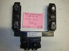 Mercedes-Benz W202 C220 W210 E320 power window mirror trunk switch 210 821 39 51