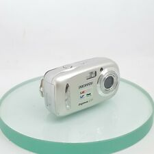 Samsung Digimax A50 5.0 MP Digital Camera Silver TESTED TAKES AA BATETRY#999