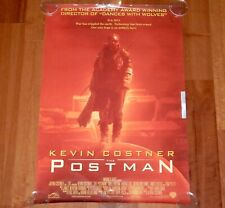 ORIGINAL MOVIE POSTER POSTMAN 1997 UNFOLDED INTL SS ONE SHEET