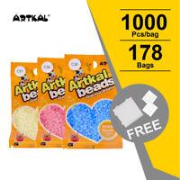 Artkal 178 Colors C-2.6mm Mini Beads 1000pcs/bag Perler Hama beads DIY Set
