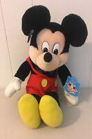 "NWT 15"" Applause Walt Disney Pals Mickey Mouse Plush Stuffed Animal Toy"