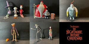 Nightmare Before Christmas - Assorted Figures - Diamond Select - Damages