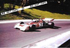 9x6 fotografía Silvio Moser, Surtees-BDA Pau 1973 TS10, F2