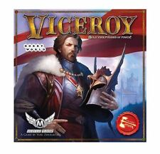 Viceroy 2-4 Player Board Game - English - Mayday Games english version