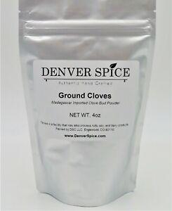 Ground Clove Powder ( 1/4 Pound ( 4 Ounces ) - Bulk Commercial Spices