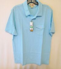 Original Penguin  Men Short Sleeve Pocket Slub Polo Extra Large XL New
